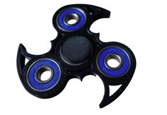 FIDGET STORM'S NEW NINJA STYLE FIDGET SPINNER. PERFECT SIZE: Our Fidget Spinner is the perfect size for both Adults & Kids and suitable for all ages over 10! SUPER SPEED BALL: Our Fidget Spinner is designed to ensure the smoothest rotation and consistency! | eBay! EDC-Fidget-Spinner-Hand-Spinner-NINJA-STYLE-with-BLUE-Bearings-UNIQUE-DESIGN http://www.ebay.com/itm/162429718202?ssPageName=STRK:MESCX:IT&_trksid=p3984.m1554.l2648 free shipping fidget spinner hand spinner