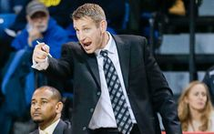 Buffalo men's basketball coach Oats agrees to 5-year deal