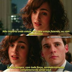 Trechos de filmes // simplesmente acontece Romantic Movies, Romantic Quotes, Motivational Phrases, Text Quotes, About Time Movie, So Much Love, Happiness, Series Movies, Movie Quotes