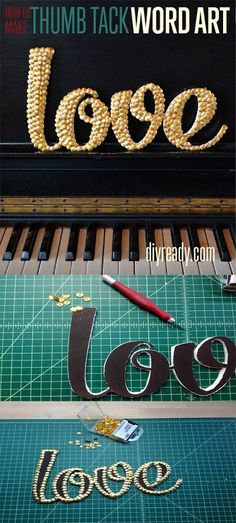 20 Easy & Clever DIY Crafts And Project Ideas Get the tutorial Here…