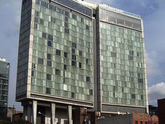 The 12 ugliest buildings in NYC. These New York buildings give new meaning to the phrase urban blight. Pictured, the 18-storiy Standard Hotel straddling  the High Line walkway.