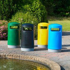 Teraz możesz wykorzystać pojemniki do segregacji śmieci do sortowania odpadów. Pojemniki dostępne są w różnych rozmiarach, stąd można je dobrać do swoich potrzeb. http://www.ajprodukty.pl/gospodarka-odpadami/pojemniki-do-segregacji/6212542.wf