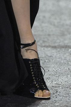 Givenchy S07 HC shoes