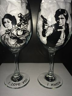Hey, I found this really awesome Etsy listing at https://www.etsy.com/listing/237813781/star-wars-wine-glass