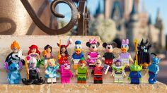Lego Minifigures: Di