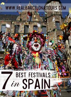 Are you planning a visit to Spain? If you're keen to include festivals and traditional fairs to your itinerary, we have collected for you information about seven Festivals in Spain you should not miss.