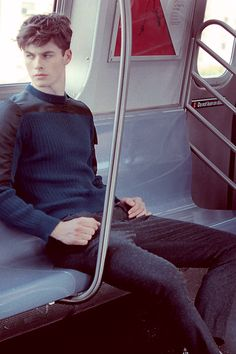 Reminds me of star trek, n we all can use a lil'bit of trek in our wardrobe! Joe Collier by Ryan Kibler.