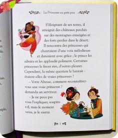 Histoires de princes et de princesses Textes de : Mairi Mackinnon    Illustrations de : Lorena Alvarez Publié en avril 2014 par les éditions Usborne