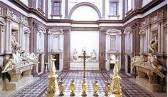 Cappelle Medicee: la Sagrestia Nuova di Michelangelo e La Cappella dei Principi