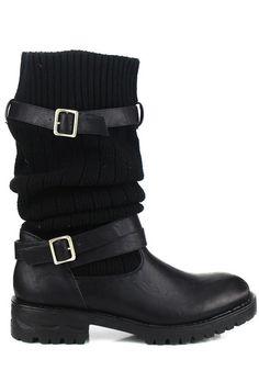 The Sock Boot - Lele B's Boutique #sockboot #winterfashion #winterwardrobe  #onlineboutique