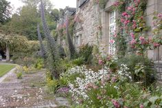 "France - Bretagne - ""Les Jardins de Kerdalo"" - Garden designer: Peter Wolkonsky"