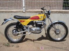BULTACO LOBITO 125, MK 7, RESTAURADA. (Coches y Motocicletas - Motocicletas Clásicas (a partir 1.940))