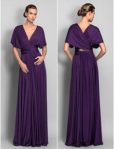 Purple Modest Bridesmaid Dresses With Sleeves Plus Size Party Gowns Long Chiffon Special Occassion Dress-in Bridesmaid Dresses from Weddings & Events on Aliexpress.com | Alibaba Group