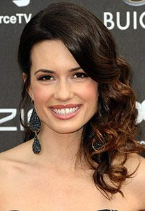 Torrey DeVitto. Hair styles for naturally curly hair