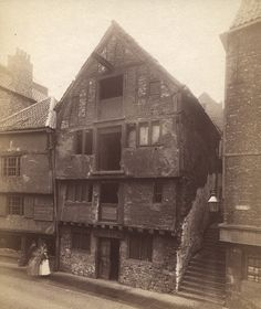 041083:Close Newcastle upon Tyne Dodd Edwin c.1884