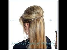 Elegant Up-Do Hairstyle