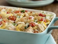 Preheat oven to 400°. Combine Country Crock® Spread with garlic in small bowl.Toss vegetables, chicken, basil, and 4 tablespoons Spread mixture in shallow 2 to 3-quart baking dish. Sprinkle with …