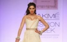 Priyanka Chopra At Lakme Fashion Week 2014 Day 2   Nargis Fakhri At Lakme Fashion Week 2014 Day 2   Ileana D'cruz At Lakme Fashion Week 2014...