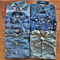 RRL shirts