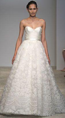 Wedding Dresses 2001