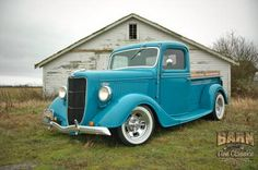 1936 Ford Pickup (8cyl./Auto/2dr/GrayInt.) $42,950.00