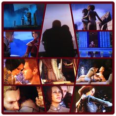 Ethe Travelyn & Cullen Rutherford Romance DAI