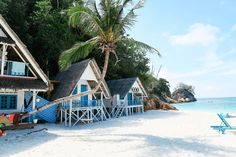 Rawa Island A-Frame