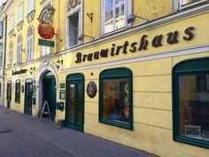 #Siebensternbräu - #Siebensterngasse #1070 #Wien | #foodtable.at