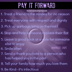 Pay It Forward Quotes Custom Be Thankful And Pay It Forward Live Life To The Fullest .