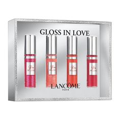 #Lancome Gloss in Love Miniature #Set #feelunique