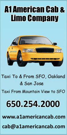 A1 American Cab provides one of the most reliable and best shuttles and luxury taxi cab services from Sunnyvale to Oakland, San Jose & Francisco Airport at best suited price.