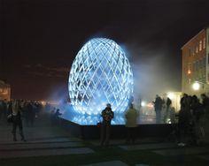 OVO Lyon by ACT lighting design