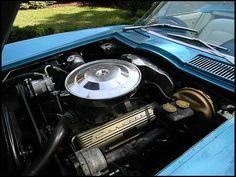 1965 Chevrolet Corvette 327/350 HP, 4-Speed
