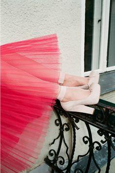 Fashion, Fashionography and Extravagant Music Purple Fashion, Color Stories, Amazing Photography, Tulle, Rose, Skirts, Pink, Magazine, Album