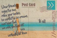 Summer post card! Enjoy :)