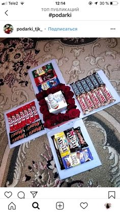 DIY Candy Gift Boxes for Birthday Presents for Boys- Wanna give your boyfriend a… – presents for boyfriend birthday Birthday Presents For Boys, Creative Birthday Gifts, Cute Birthday Gift, Birthday Gifts For Best Friend, Birthday Diy, Boyfriend Birthday Ideas Creative, Birthday Candy, Diy Christmas Gifts For Boyfriend, Diy Gifts For Dad
