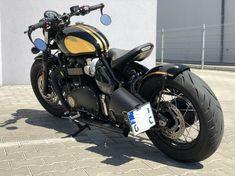 Triumph Bobber Custom, Random