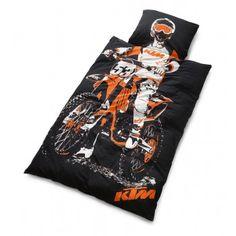 Ktm Bedspread Ktm Racing Double Duvet Set Bedding