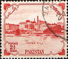 Pakistan 1957 Republic Day SG 87 Fine Used SG 87 Scott 87 Fine Used Only one post charge applied on multipule purchases Details N B With East Pakistan, Pakistan Urdu, Jaipur Inde, Stamp Dealers, Buy Stamps, Paper Mill, Republic Day, Pre And Post, Commonwealth