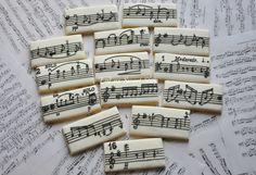 Music Note Cookie Sticks   Unknown