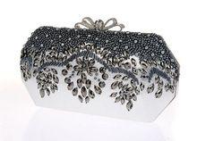 Frauen Zarte Gold Kette Clutch Bag Braut Hochzeit Abendtaschen Frauen Kristall Luxus Handtasche SMYCWL-C0020 //Price: $US $17.63 & FREE Shipping //     #clknetwork