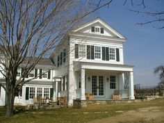Greek Revival Homes | Greek Revival house