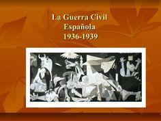 Historia en la clase de E/LE: la guerra civil espanola
