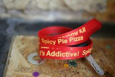 Spicy Pie Lanyard - $2