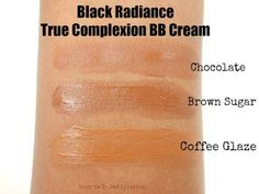 Black Radiance True Complexion BB Cream: Chocolate and Brown Sugar - Bury Me In Red Lipstick Beauty Skin, Beauty Makeup, Hair Beauty, Chocolate Coffee, Chocolate Brown, Makeup Swatches, Dark Shades, Bury, Red Lipsticks