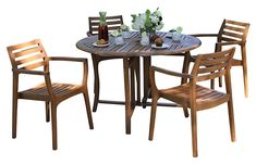 Marco 5-Piece Dining Set Now: $759.00 Was: $949.00