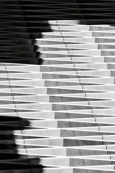 © Jef Van den Houte Textures Patterns, Color Patterns, Print Patterns, Architectural Pattern, Tactile Texture, Geometric Graphic, Surface Pattern Design, White Art, 3d Design