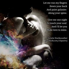 That's fuckin hawt and deep. Twin Flame Love Quotes, Black Love Quotes, Black Love Art, Love Quotes For Him, Sweet Romantic Quotes, Soulmate Love Quotes, Spiritual Love, Twin Souls, Naughty Quotes