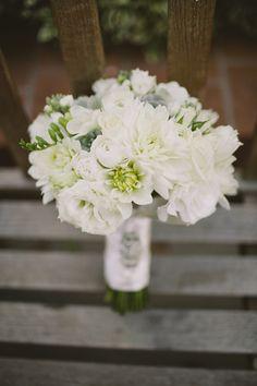 #bouquet  Photography: Stone Crandall - stonecrandall.com  Read More: http://stylemepretty.com/2013/11/26/montecito-california-wedding-from-stone-crandall/