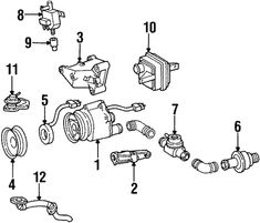 1998 Mercedes SLK 230 Head gasket removal & replacement